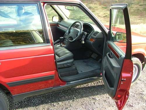 1996 Range Rover HSE A at Morris Leslie Auction 23rd February SOLD by Auction (picture 5 of 6)