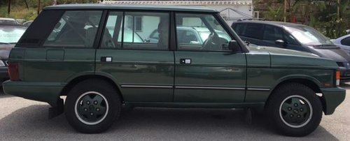 1993 Range Rover Classic 4.2 LSE For Sale (picture 2 of 6)