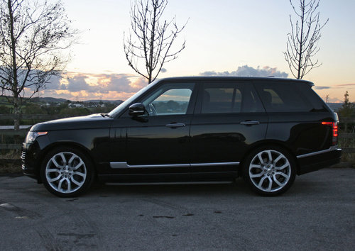 2014 RANGE ROVER AUTOBIOGRAPHY 4.4D V8 ( 64plate ) SOLD (picture 1 of 6)