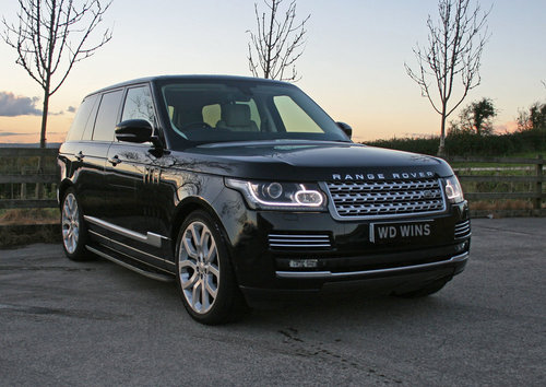 2014 RANGE ROVER AUTOBIOGRAPHY 4.4D V8 ( 64plate ) SOLD (picture 2 of 6)