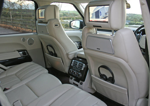 2014 RANGE ROVER AUTOBIOGRAPHY 4.4D V8 ( 64plate ) SOLD (picture 4 of 6)