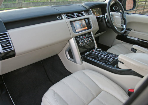 2014 RANGE ROVER AUTOBIOGRAPHY 4.4D V8 ( 64plate ) SOLD (picture 5 of 6)