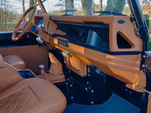 1992 Land Rover Defender 90 Soft Top 200 Tdi rebuild HERITAGE For Sale (picture 3 of 6)
