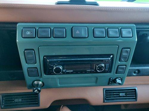 2004 Land Rover Defender 90 Soft Top Td5 rebuild HERITAGE For Sale (picture 4 of 6)