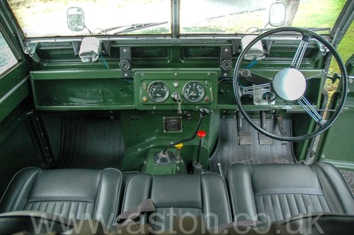 1959 Land Rover Series II SOLD (picture 4 of 6)