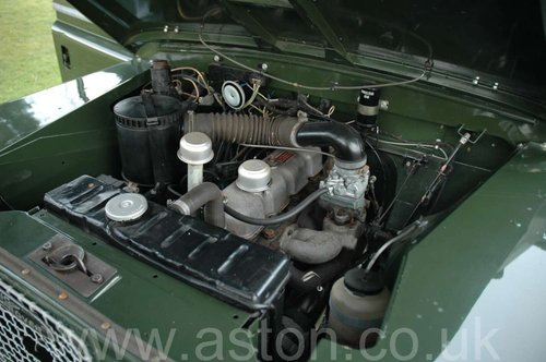 1959 Land Rover Series II SOLD (picture 6 of 6)
