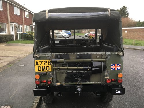 1983 Landrover Lightweight  For Sale (picture 1 of 6)