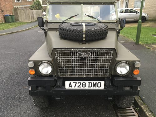 1983 Landrover Lightweight  For Sale (picture 2 of 6)
