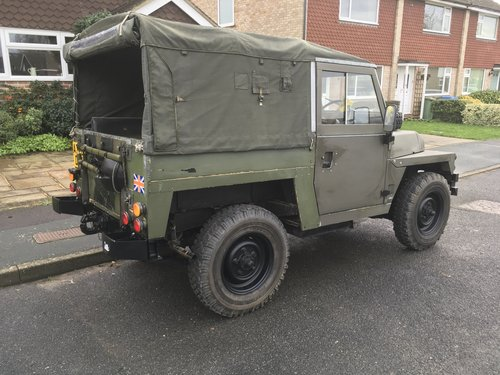 1983 Landrover Lightweight  For Sale (picture 3 of 6)