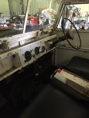 Landrover series one 1957 long wheel Base For Sale (picture 3 of 5)