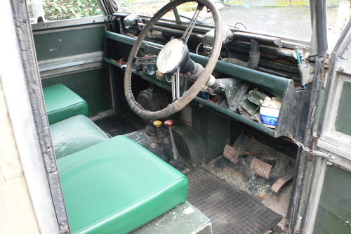 1956 Land Rover Series I 86 For Sale by Auction (picture 4 of 6)