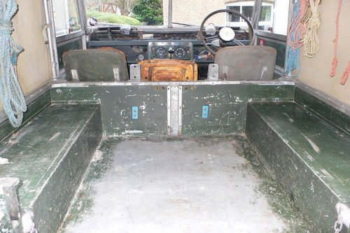 1956 Land Rover Series I 86 For Sale by Auction (picture 5 of 6)