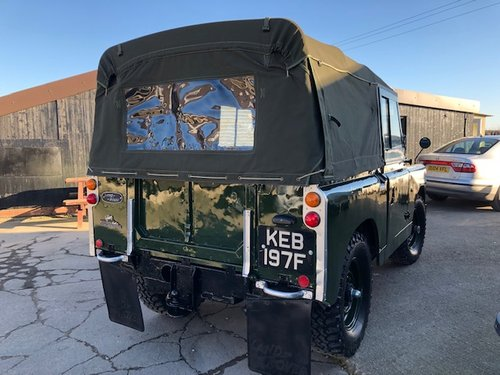 1968 Land Rover ® Series 2a *MOT & Tax Exempt* (KEB) RESERVED SOLD (picture 3 of 6)