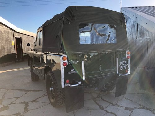 1968 Land Rover ® Series 2a *MOT & Tax Exempt* (KEB) RESERVED SOLD (picture 4 of 6)