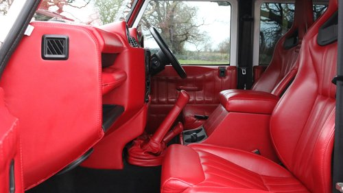 2015 Land Rover Defender 6x4 | 6 Wheel Conversion For Sale (picture 6 of 6)