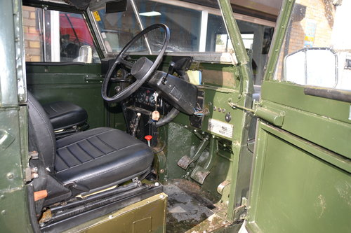 1981 Land Rover Series 3 Lightweight 2 galv chassis For Sale (picture 4 of 6)