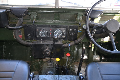 1981 Land Rover Series 3 Lightweight 2 galv chassis For Sale (picture 5 of 6)