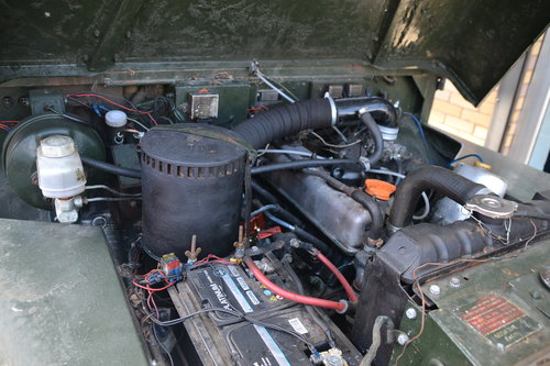 1981 Land Rover Series 3 Lightweight 2 galv chassis For Sale (picture 6 of 6)
