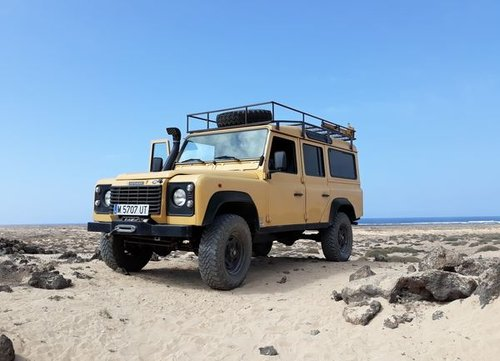 1997 LAND ROVER DEFENDE 110 300TDI LHD For Sale (picture 1 of 6)