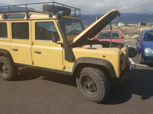 1997 LAND ROVER DEFENDE 110 300TDI LHD For Sale (picture 3 of 6)