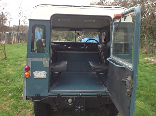 Land rover1976 swb countryman For Sale (picture 4 of 6)