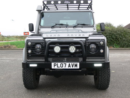 2007 Twisted Performance Defender 90 with Full History. For Sale (picture 3 of 6)