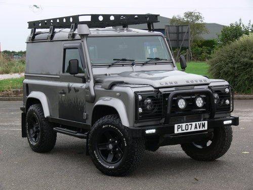 2007 Twisted Performance Defender 90 with Full History. For Sale (picture 2 of 6)