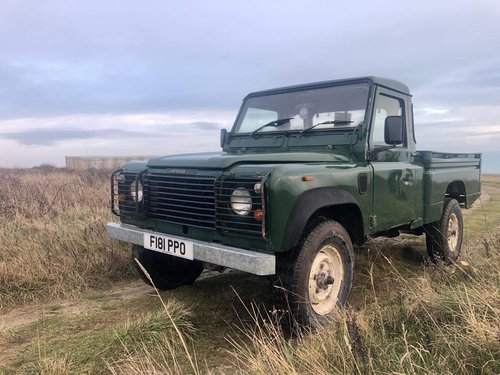1988 Land Rover Defender 110 hi-capacity pick up For Sale (picture 2 of 6)
