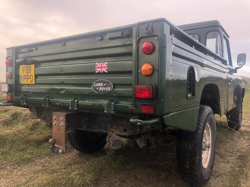 1988 Land Rover Defender 110 hi-capacity pick up For Sale (picture 5 of 6)
