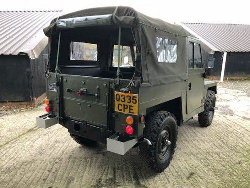 1984 Land Rover ? Lightweight (CPE) RESERVED SOLD (picture 3 of 6)