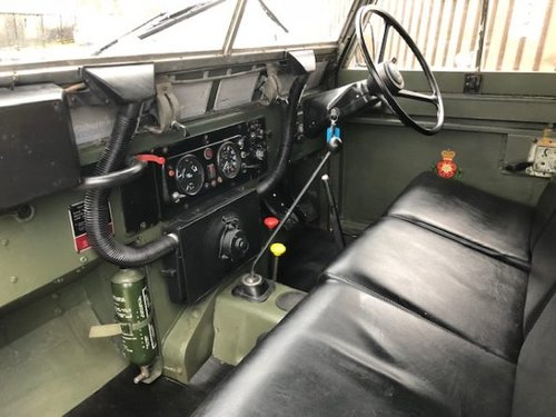 1984 Land Rover ? Lightweight (CPE) RESERVED SOLD (picture 5 of 6)