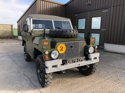 1973 Land Rover ? Lightweight *300 TDI* (CPE) For Sale (picture 1 of 6)