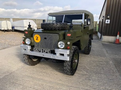 1973 Land Rover ? Lightweight *300 TDI* (CPE) For Sale (picture 2 of 6)