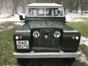 Picture of 1968 Land Rover Series 2a IIa 88 SOLD