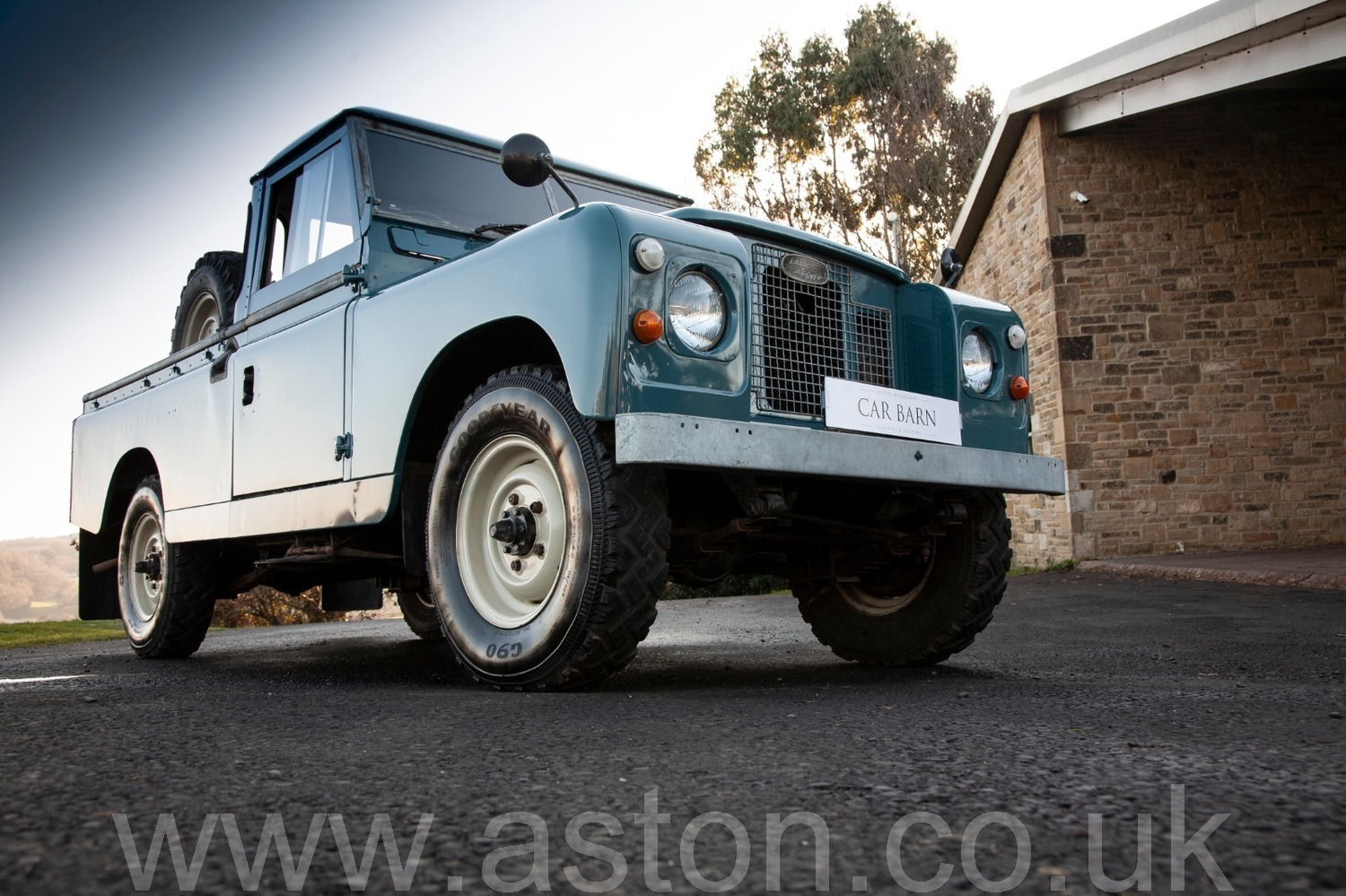1969 Land Rover Series 2A - Ex RAF For Sale (picture 3 of 6)