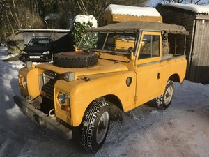 "Land Rover Series 3 III 1977 88"" Post Office Telephones, BT"