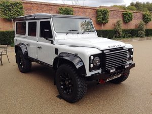 2016 Land-Rover Defender 110 by Bowler: 16 Feb 2019 For Sale by Auction