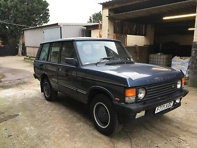 1988 4 wheel drive. MOT until January 2021. For Sale (picture 1 of 2)