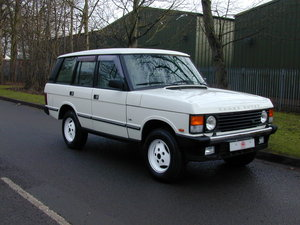 1990 RANGE ROVER CLASSIC 3.9 LHD - EX JAPAN! For Sale