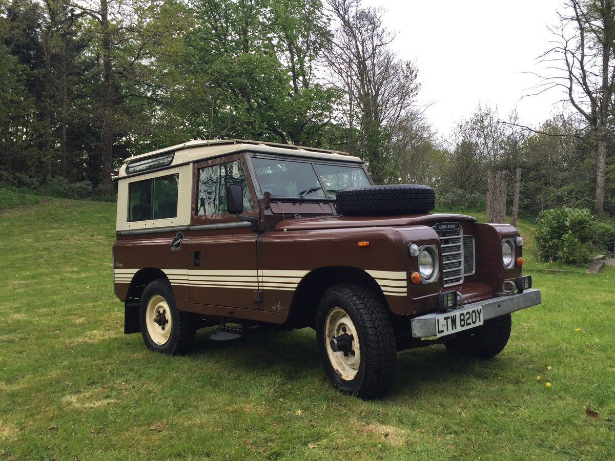 1983 Land Rover - Series 3 - County - Very Original For Sale (picture 2 of 6)