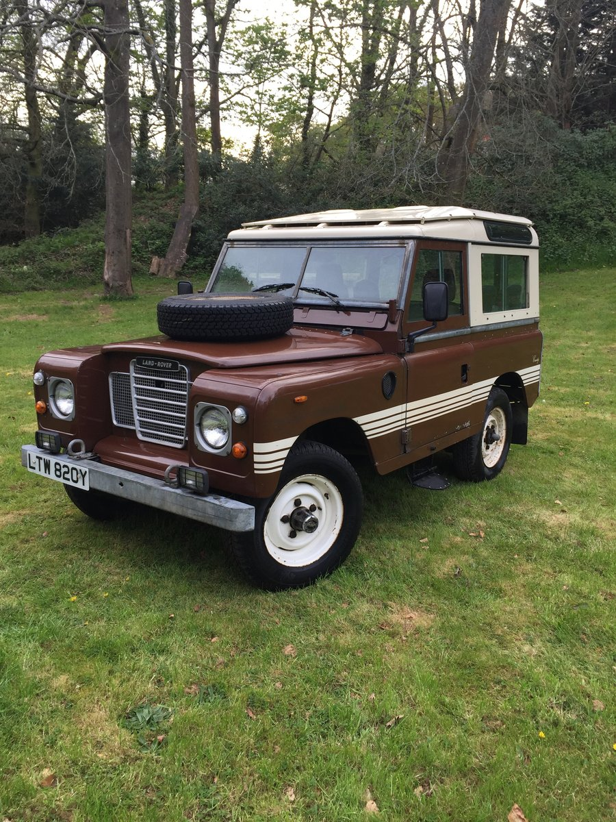 1983 Land Rover - Series 3 - County - Very Original For Sale (picture 3 of 6)