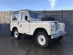1979 land rover series 3 swb station wagon For Sale