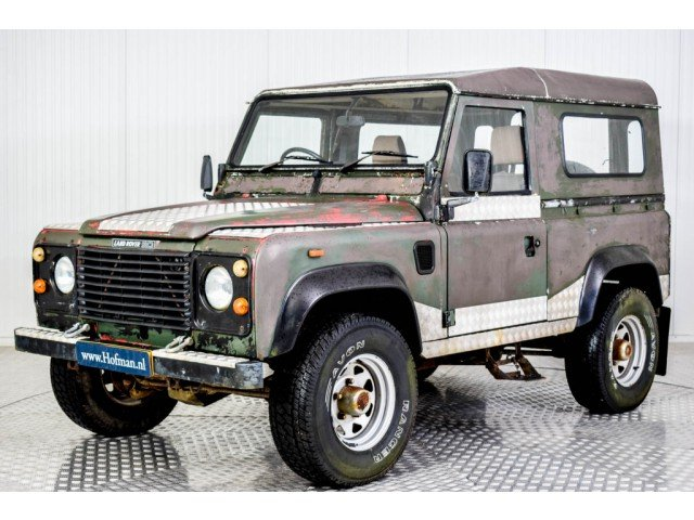 1984 Land Rover Defender 90 2.5 Diesel For Sale (picture 1 of 6)