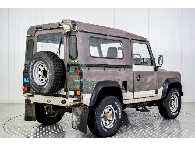 1984 Land Rover Defender 90 2.5 Diesel For Sale (picture 2 of 6)