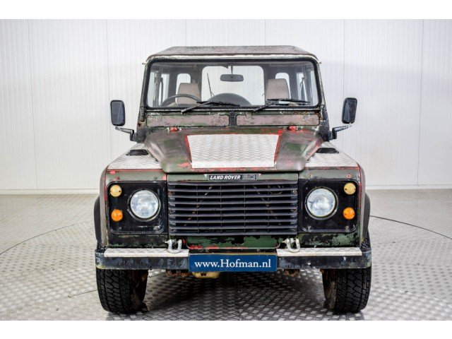1984 Land Rover Defender 90 2.5 Diesel For Sale (picture 3 of 6)