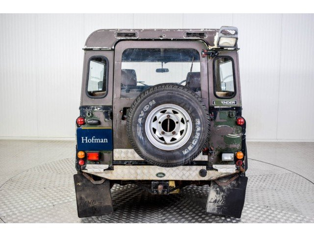 1984 Land Rover Defender 90 2.5 Diesel For Sale (picture 4 of 6)