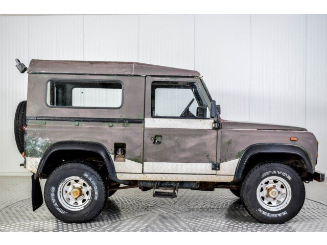 1984 Land Rover Defender 90 2.5 Diesel For Sale (picture 5 of 6)