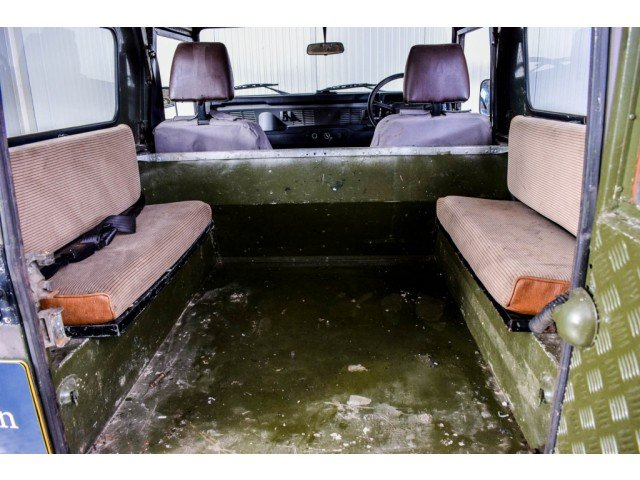 1984 Land Rover Defender 90 2.5 Diesel For Sale (picture 6 of 6)