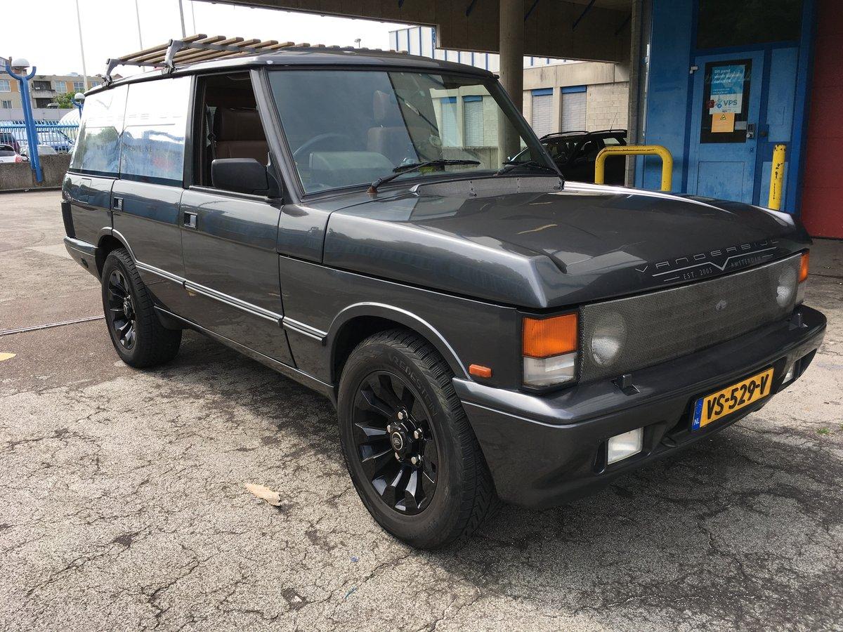 1993 Custom Range Rover LSE Brookland custom servicecar For Sale (picture 3 of 6)