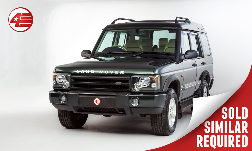 2003 Land Rover Discovery II 4.0 V8 /// Just 39k Miles SOLD (picture 1 of 2)